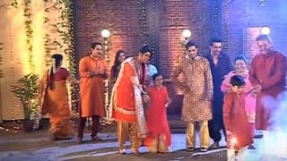 Yeh Hai Mohabbatein: Glimpses from Diwali 2015 special episode (Video)