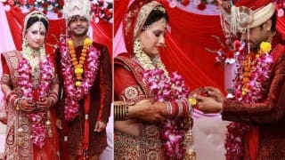 Yeh Rishta Kya Kehlata Hai actress Pooja Joshi marries Manish Arora: See new wedding pictures!