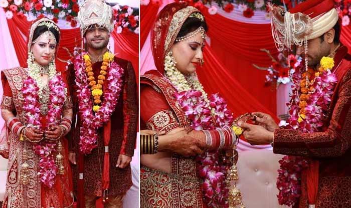 Yeh Rishta Kya Kehlata Hai Actress Pooja Joshi Marries Manish Arora See New Wedding Pictures
