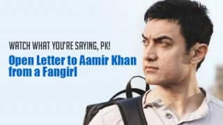 Open Letter to Aamir Khan on his casual remark on intolerance in India