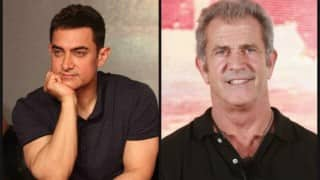 Aamir Khan to work with Hollywood star Mel Gibson on special project? (Video)