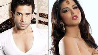 Tusshar Kapoor is ashamed to work with Sunny Leone?