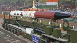 India successfully test fires Agni-IV
