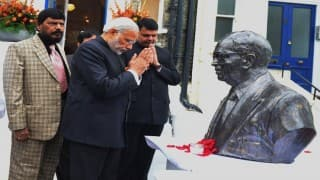 Narendra Modi inaugurating Ambedkar memorial was an act of hypocrisy: UK Dalit groups