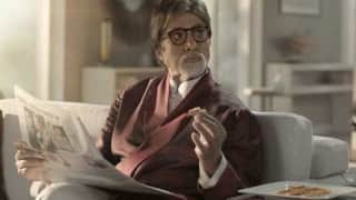 Abuse, disdain keep us alive and worthy: Amitabh Bachchan