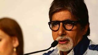 Amitabh Bachchan says he contracted Hepatitis B through blood transfusion!