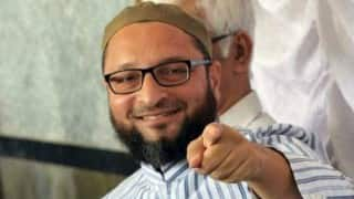 Asaduddin Owaisi thinks most Hindus are secular, says will stand if national anthem is played