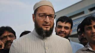 Asadduddin Owaisi's party AIMIM will not contest in Gujarat civic polls