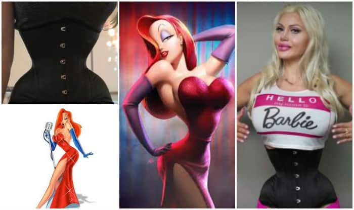 WTF! 25-year-old woman undergoes 15 surgeries, removes 6 ribs to look like Jessica Rabbit