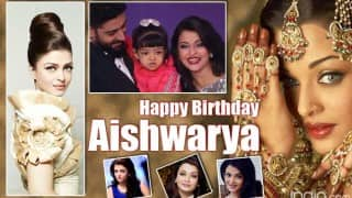 Aishwarya Rai Bachchan Birthday Special: Top 07 dance videos of the world's stunning actress!