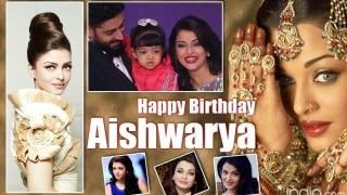 Aishwarya Rai Bachchan Birthday Special: Top 07 dance videos of the world's stunning actress!