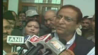 Under fire Azam Khan says wanted to protect rape victim's dignity