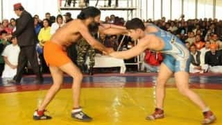 Baba Ramdev wrestling video shows Yoga guru's amazing kushti skills!