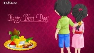 Diwali 2015 Bhai Dooj Wishes in Hindi: Best Bhai Dooj SMS, WhatsApp & Facebook Messages to Wish Happy Bhai Dooj 2015