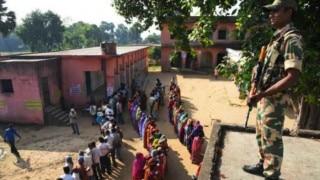 बिहार चुनाव : 3 बजे तक 52 फीसदी मतदान