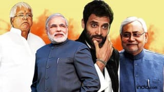 बिहार चुनाव: 113 सीटों पर मोदी, 95 सीटों पर नीतीश और 6 पर अन्य आगे