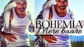 Bohemia is back with another Punjabi hip hop brand new song Mere Baare (Watch Video)