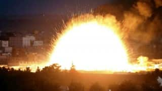 Blast at Japan's Yasukuni shrine for war dead; no injuries