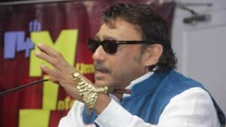 Just shut up and listen to what Jackie Shroff has to say about the intolerance issue! (Watch video)