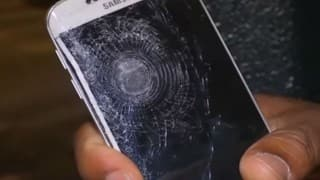 Paris terror attack: Cell phone miraculously saves life of a soccer fan