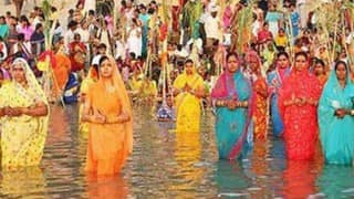 Chhath Puja: Delhi Police uses helicopter to monitor traffic