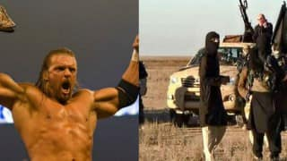 WWE: Triple H reassures fans on rumoured ISIS attack on Survivor Series