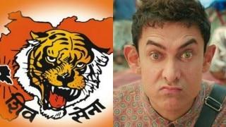 शिवसेना का ऐलान आमिर खान को थप्पड़ मारें और एक लाख रुपये पाएं