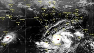 Cyclone storm to hit Tamil Nadu, Puducherry, heavy rainfall to occur, schools and colleges shut