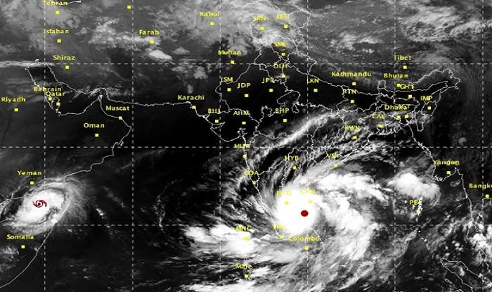 Cyclone To Hit Tamil Nadu, Puducherry; IMD Issues Alert