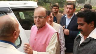 Arun Jaitley: Basic structure can't be dismantled to protect only judiciary independence
