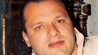 David Headley will testify in 26/11 case in TADA court through video conference