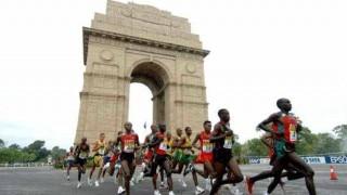 दिल्ली हॉफ मैराथन में भारतीय धावकों में रावत, ललिता जीते