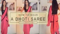 Learn how to drape your saree like Sonam Kapoor this festive season!