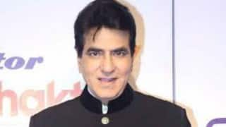Jeetendra sent love messages to wife through telegraph
