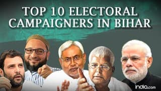 Bihar assembly elections 2015: Top 10 electoral campaigners who enticed voters in run-up to the polls
