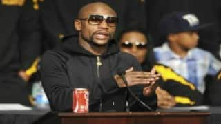 Mayweather defends Ronda Rousey after K.O. loss