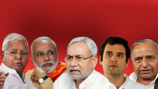 Grand Alliance set for victory in Bihar Assembly Elections 2015, as predicted by india.com exit poll survey!