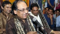 Ghulam Ali's concert in Delhi cancelled again