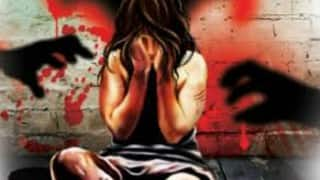 Girl who was gang-raped, filmed fights back