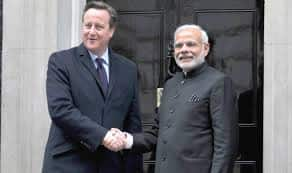 'Narendra Modi's Britain trip as much about showmanship as diplomacy'