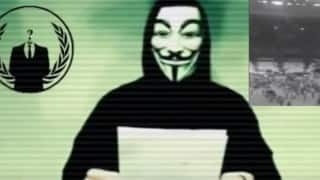 Hacker Group Anonymous takes down 5,500 ISIS Twitter accounts; continues their war