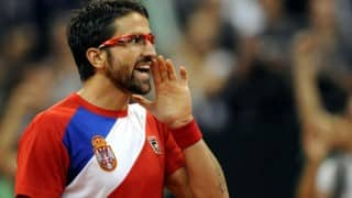 Janko Tipsarevic all set to charm India again, at Aircel Chennai Open 2016