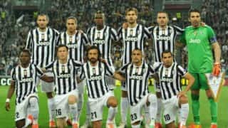 Juventus beat AC Milan to win three straight matches