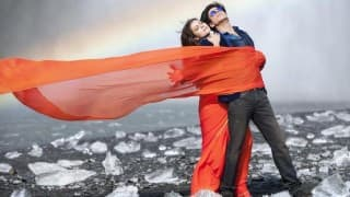 Shah Rukh Khan-Kajol's Gerua song gets 100 million love on You Tube