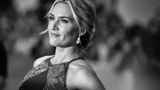 Kate Winslet likes to dress glamorously and be pampered
