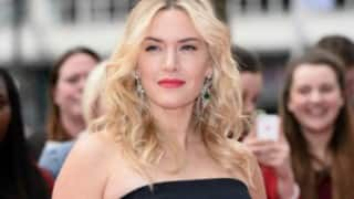 Kate Winslet's theatre problem