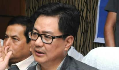 Kiren Rijiju defends Government, says debate over growing intolerance