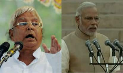 Lalu Prasad Yadav calls parties to uproot NDA government from Centre