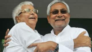 How Can We Kill Our Baby, Says Nitish Kumar on Grand Alliance