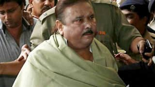 Saradha scam accused Madan Mitra surrenders in court, remanded to judicial custody